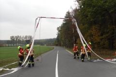 schlauchbrücke